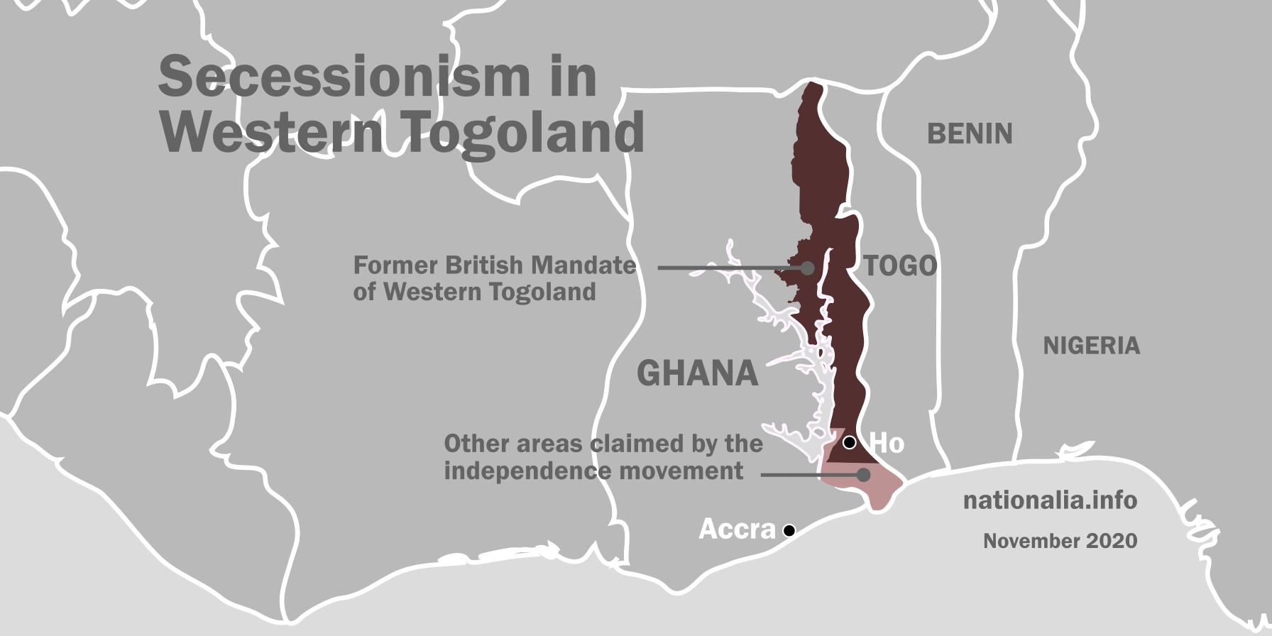 Pokret Nesvrstanih vraća se u Beograd - Page 7 Western_togoland